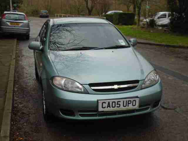 2005 CHEVEROLET LACETTI 61,000 MILES FSH 6 MONTHS MOT NO ADVISORIES £895