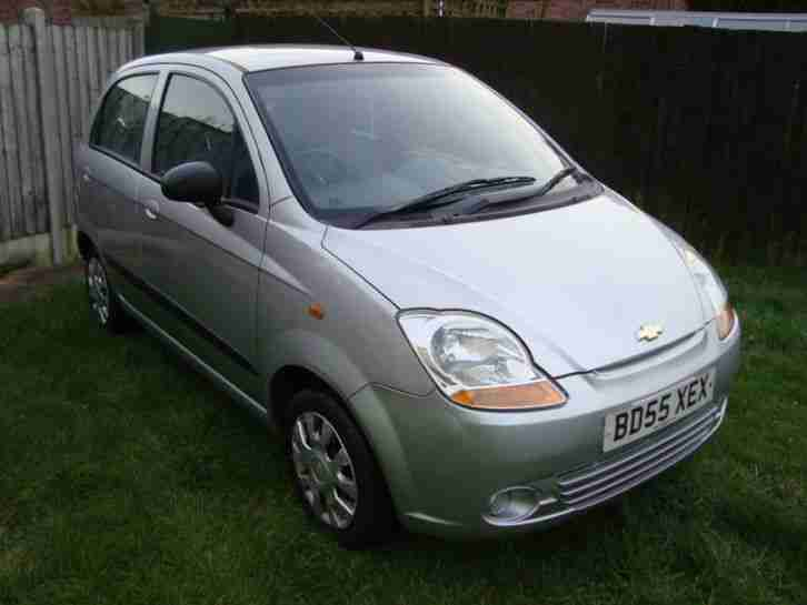 2005 chevrolet matiz se silver car for sale. Black Bedroom Furniture Sets. Home Design Ideas