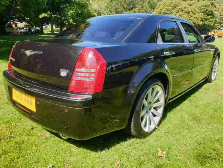 2005 CHRYSLER 300C HEMI V8 5.7 STUNNING CAR 63K FULL HISTORY RACE TRACK DRIFT