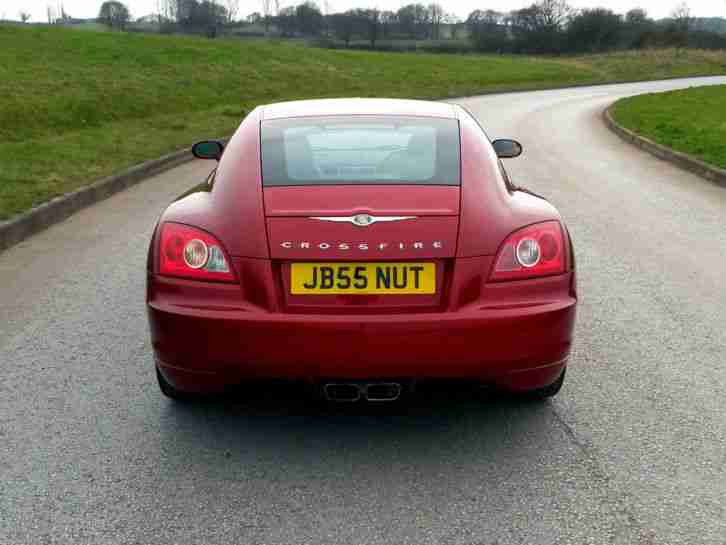 2005 CHRYSLER CROSSFIRE 3.2 | ONLY 43000 MILES | RECENTLY SERVICED 150 MILES AGO