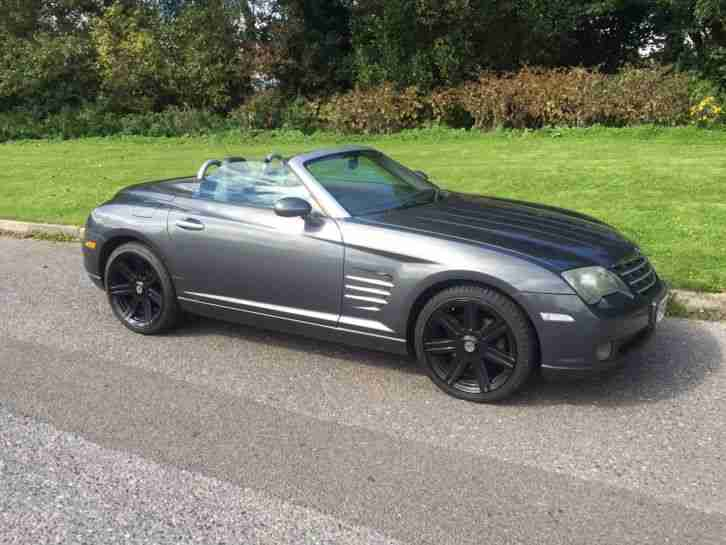 chrysler crossfire car for sale. Black Bedroom Furniture Sets. Home Design Ideas
