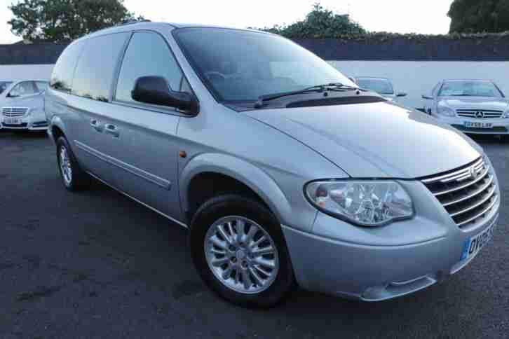 chrysler  grand voyager  crd lx limited diesel  seater car  sale