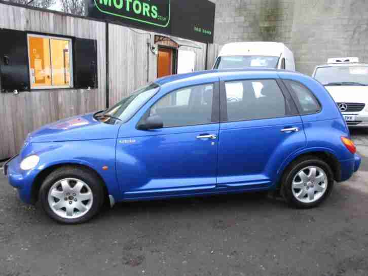 2005 CHRYSLER PT CRUISER 2.2 CRD Touring 5dr