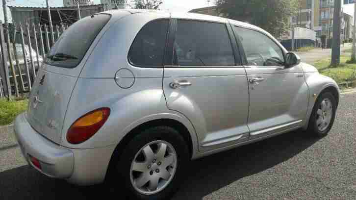 2005 PT CRUSIER SILVER HATCHBACK (