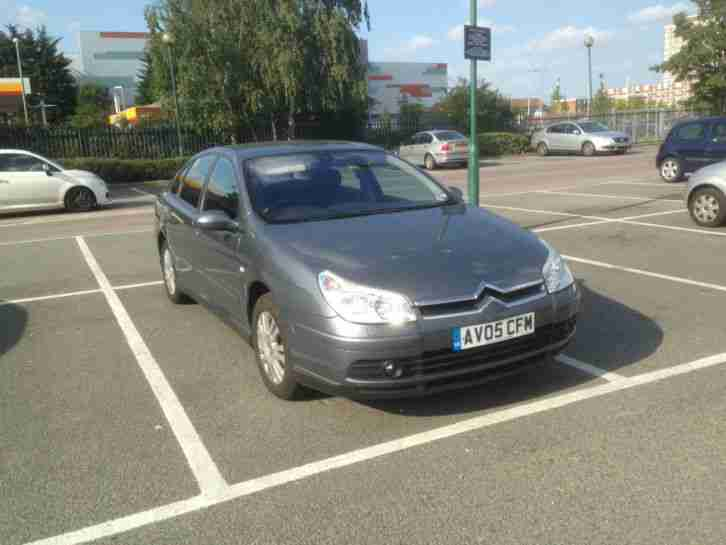 2005 CITROEN C5 VTR HD AUTO GREY