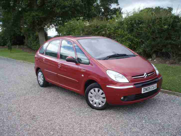 citroen 2005 xsara picasso exclusive red car for sale Citroen Xsara 1999 Citroen Xsara 1999