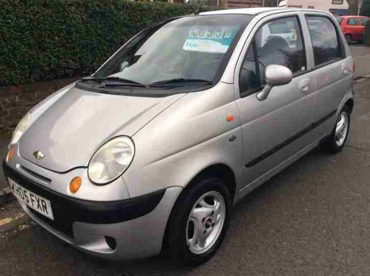 2005 Chevrolet Matiz SE 1.0 Petrol 82,000 Miles Mot Ideal New Driver Drives Well