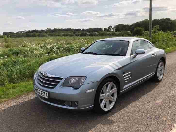 2005 Crossfire Blue 3.2 V6 Manual