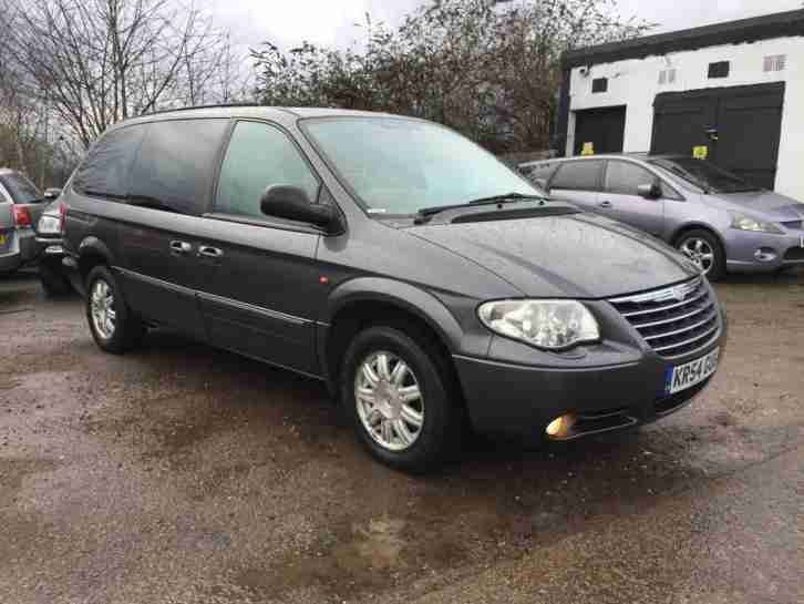 2005 Grand Voyager 2.8CRD AUTO