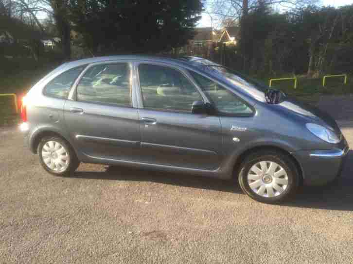citroen 2005 xsara picasso 1 6hdi 110hp exclusive car for sale. Black Bedroom Furniture Sets. Home Design Ideas