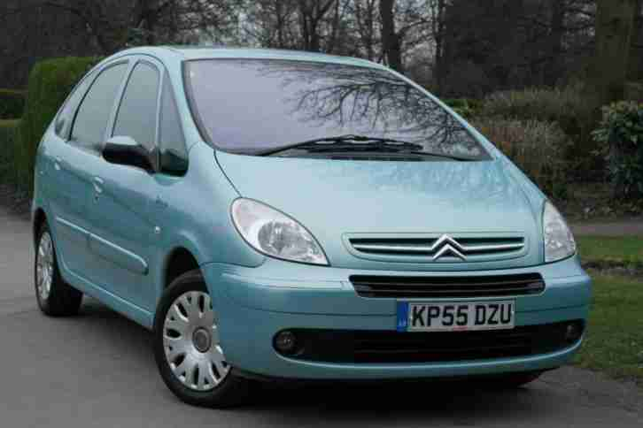 citroen 2005 xsara picasso 2 0 hdi desire 2 5dr 5 door estate car for sale. Black Bedroom Furniture Sets. Home Design Ideas