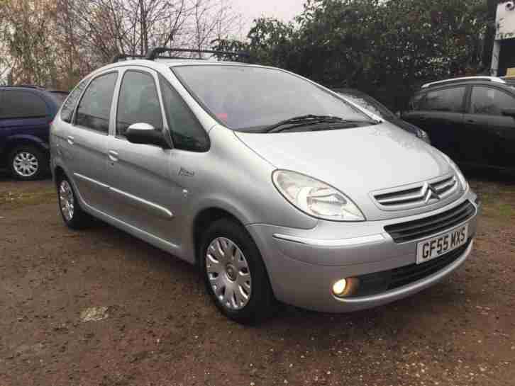 citroen 2005 xsara picasso 2 0hdi 12 months mot full service history. Black Bedroom Furniture Sets. Home Design Ideas