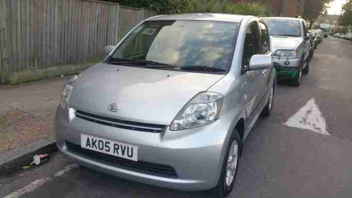 2005 SIRION SE AUTOMATIC SILVER