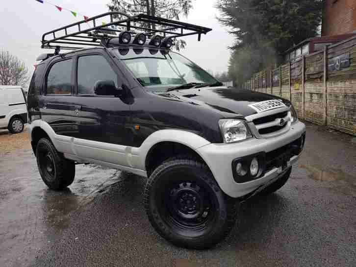2005 DAIHATSU TERIOS 1.3 PETROL OFF ROADER ! PX SWAP