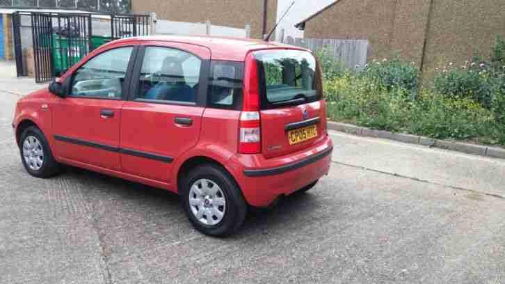 fiat 2005 panda dynamic multijet red car for sale. Black Bedroom Furniture Sets. Home Design Ideas