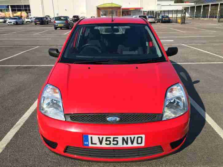 2005 FORD FIESTA STYLE / LONG MOT / PX WELCOME / CHEAP INSURANCE/ WE CAN DELIVER