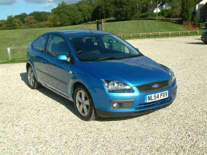 2005 FORD FOCUS 1.6i ZETEC CLIMATE 3 Door ONLY 62,000 MILES WITH FULL HISTORY