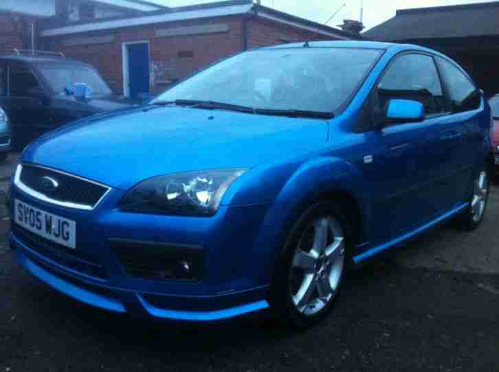 Used Ford Focus St For Sale >> Ford 2005 FOCUS ST replica. ZETEC T BLUE. car for sale