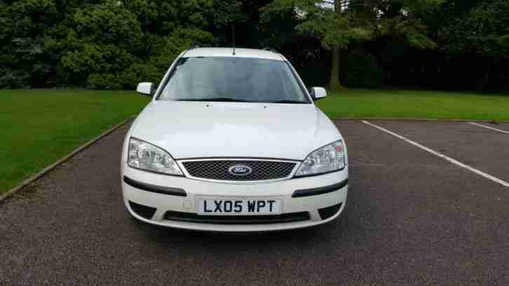 2005 FORD MONDEO 2.0 LX AUTOMATIC DIESEL ESTATE