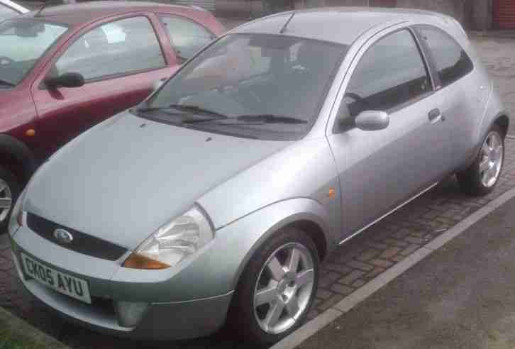 2005 SPORTKA SE 3 DOOR HATCHBACK