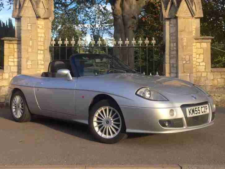 Fiat Barchetta. Fiat car from United Kingdom