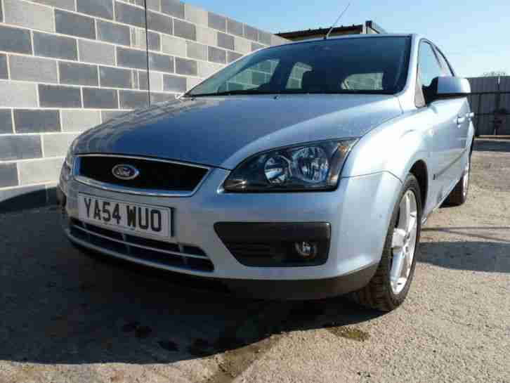 2005 Ford Focus 1.6TDCi ( 110ps ) Zetec Air Con only 83'000 miles