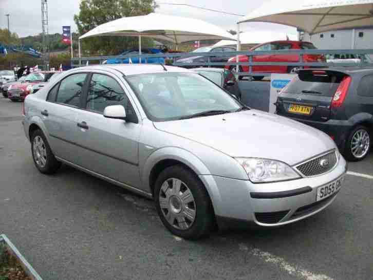 2005 Ford Mondeo 2.0TDCi 115 LX 5dr