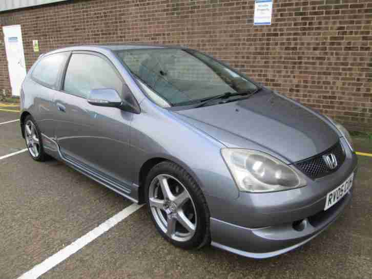 2005 CIVIC 1.6I V TEC TYPE S SPORT