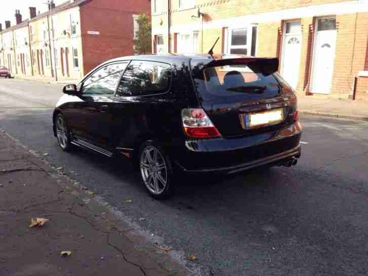 Honda 2005 Civic Type R Replica 1 6 Vtec Sport Ep2 Black