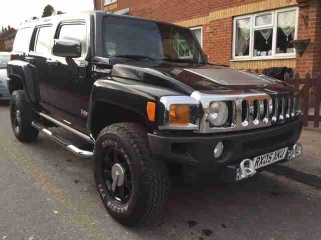 2005 HUMMER H3 3,5 V6, AUTO, FULL HEATED LEATHER, 1 OWNER
