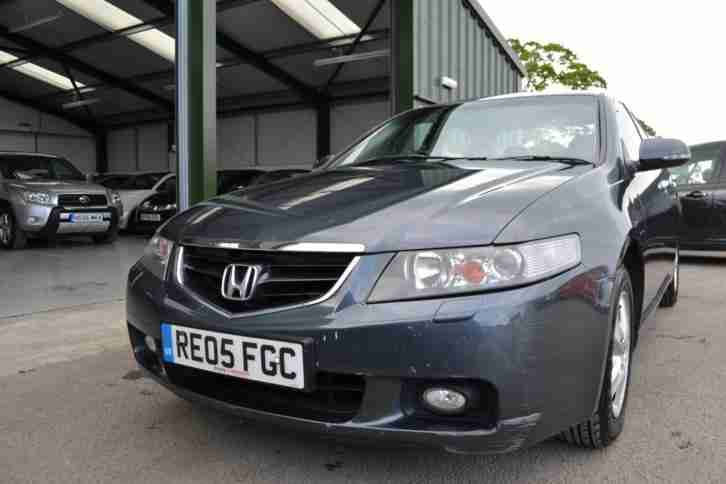 2005 Honda Accord 2.0 i-VTEC ( 153bhp ) ( 17in Alloys ) AUTOMATIC PETROL