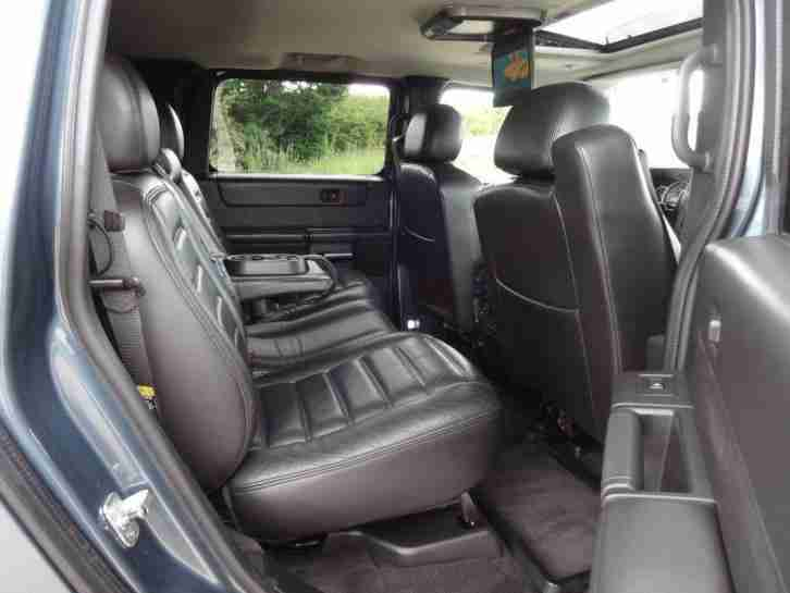 2005 Hummer H2 6.0 Luxury 5dr