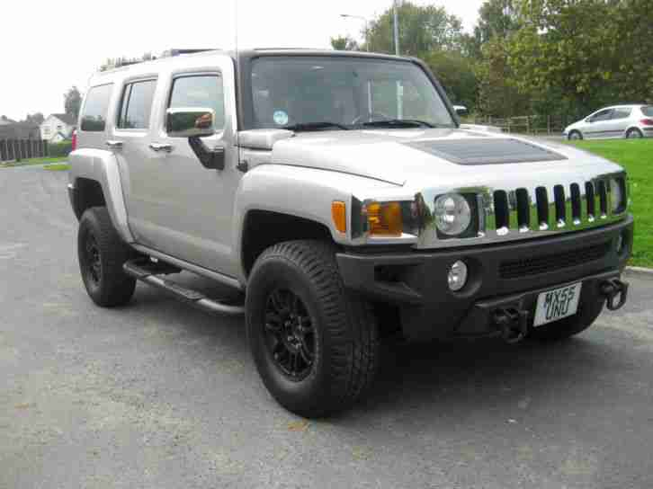 Hummer 2005 H3 3 5 AUTOMATIC BAUER MILLET HISTORY 50000