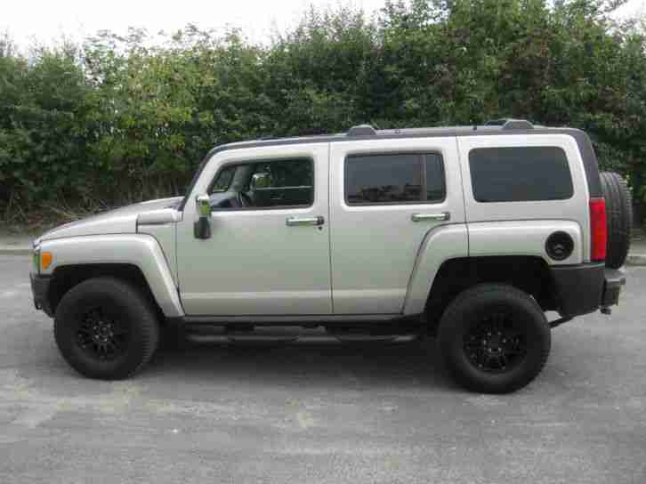 2005 Hummer H3 3.5 AUTOMATIC BAUER MILLET HISTORY 50000 MILES OPEN TO OFFERS