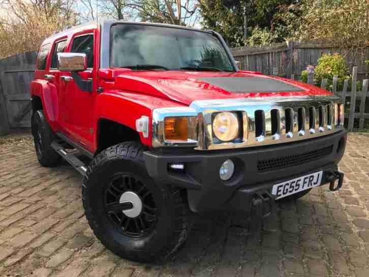 2005 Hummer H3 VERY LOW MILEAGE
