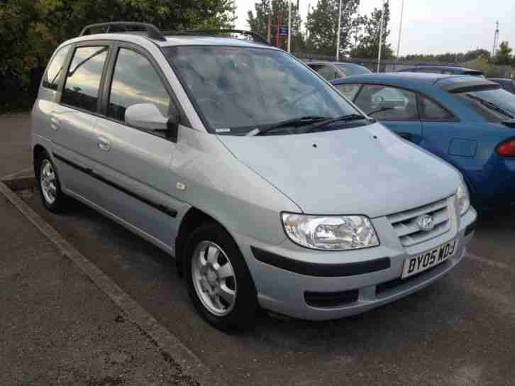 2005 Hyundai Matrix 1.8 CDX * Full 12 Months M.O.T September 2015 *