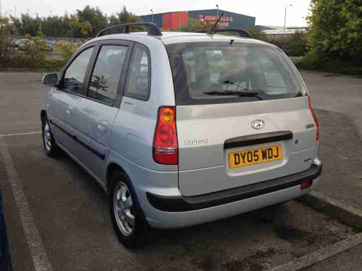 2005 Hyundai Matrix 1.8 CDX * OPEN SUNDAY * CARDS ACCEPTED *