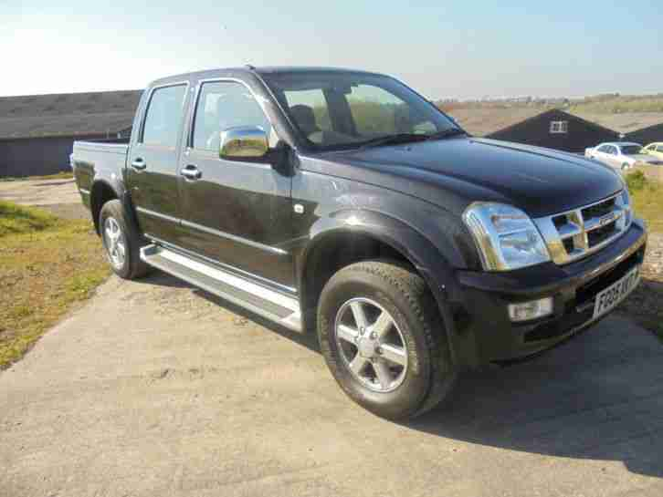 2005 Isuzu Rodeo 3.0 Automatic Double Cab