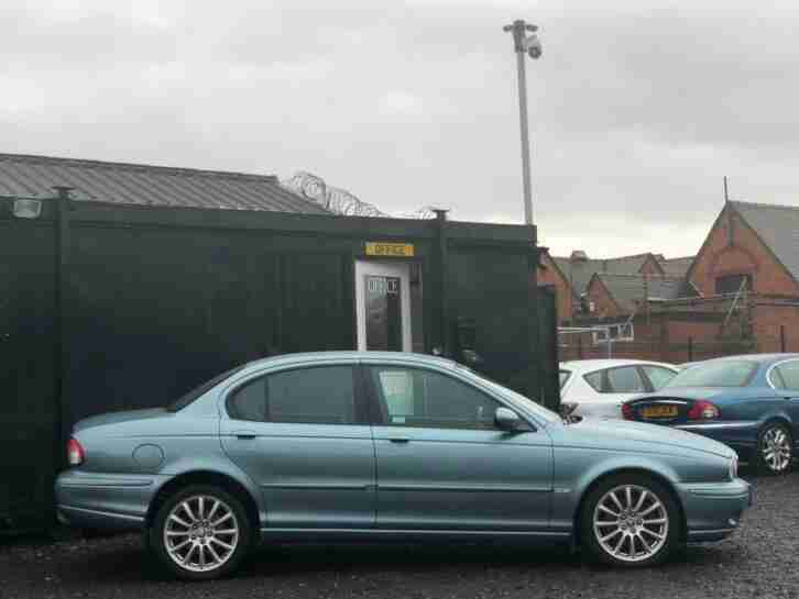 * 2005 JAGUAR X TYPE 2.0 D + LOW 68K MILES + SPARES / REPAIR * *