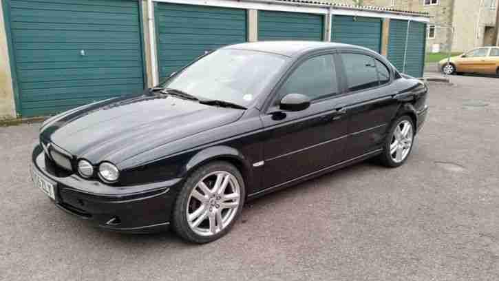 Jaguar 2005 X TYPE SPORT 2.2D BLACK # 3 DAY LISTING #. car ...