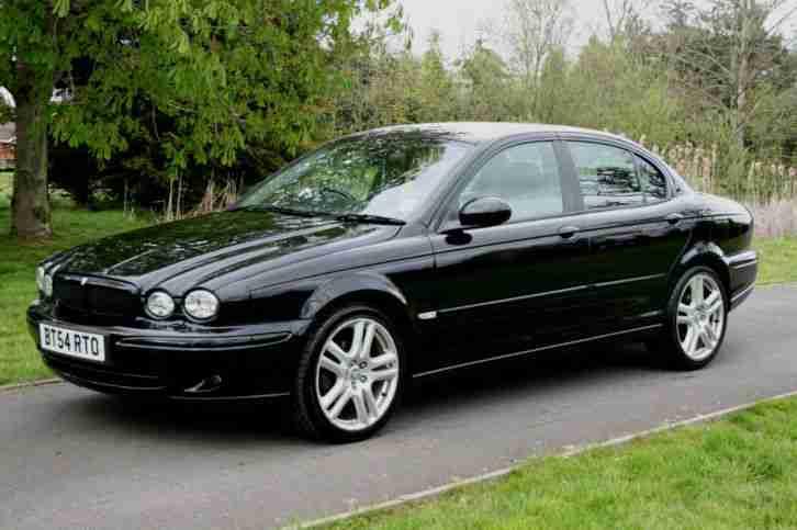 jaguar 2005 x type sport d black car for sale. Black Bedroom Furniture Sets. Home Design Ideas