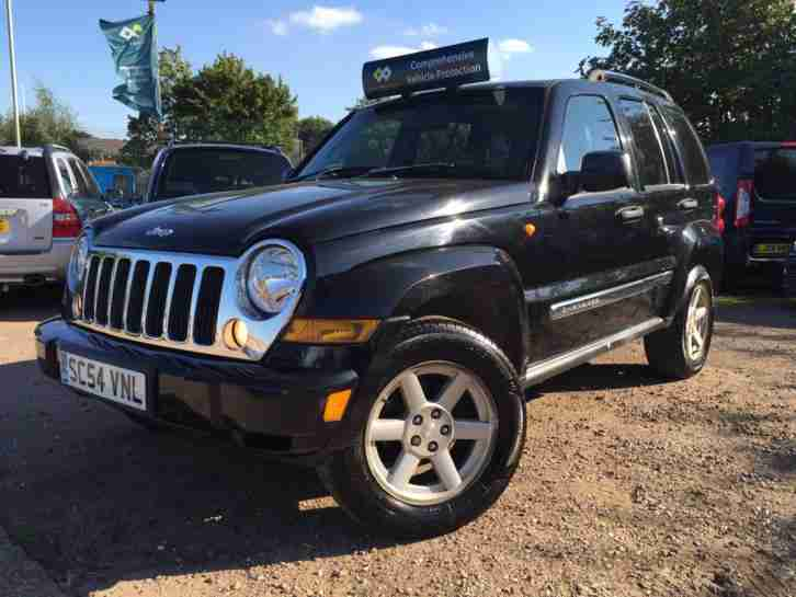2005 Cherokee 2.8TD 4X4 Limited 10