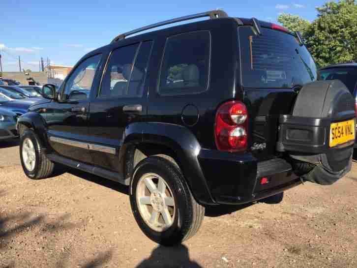 2005 Jeep Cherokee 2.8TD 4X4 Limited 10 Service Stamps 2 Keys 2 Owners