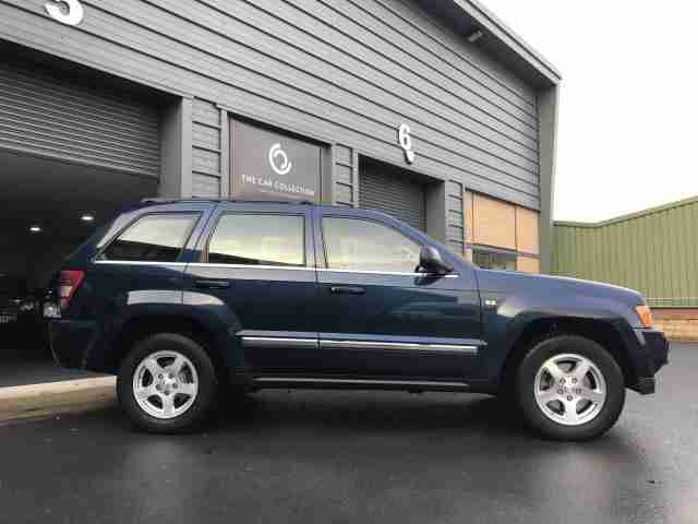 jeep 2005 grand cherokee 3 0 crd limited car for sale. Black Bedroom Furniture Sets. Home Design Ideas