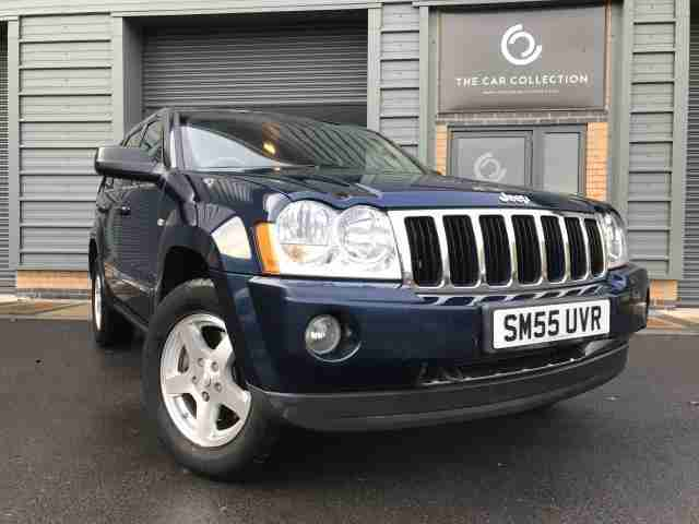 2005 Jeep Grand Cherokee 3.0 CRD Limited
