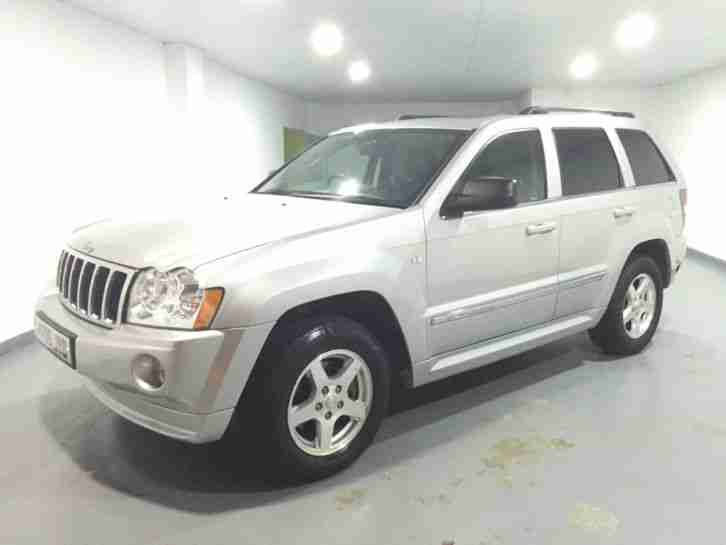 2005 Jeep Grand Cherokee 4.7 V8 LPG Converted