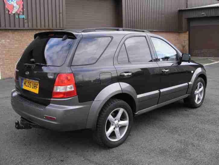 Kia 2005 Sorento 2 5 Xse 4x4 Crdi Manual Turbo Diesel Four