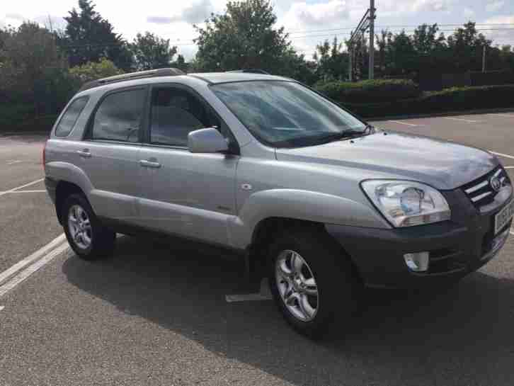 2005 KIA SPORTAGE 2.0 XE HPI CLEAR LONG MOT LOOKS & DRIVES EXCELLENT