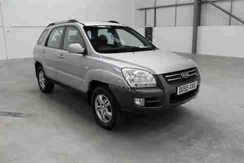 2005 KIA SPORTAGE 4 WD JEEP HPI CLEAR LONG MOT LOOKS & DRIVES EXCELLENT
