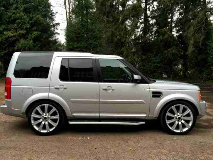 2005 land rover discovery 3 2 7 tdv6 hse sport auto range. Black Bedroom Furniture Sets. Home Design Ideas